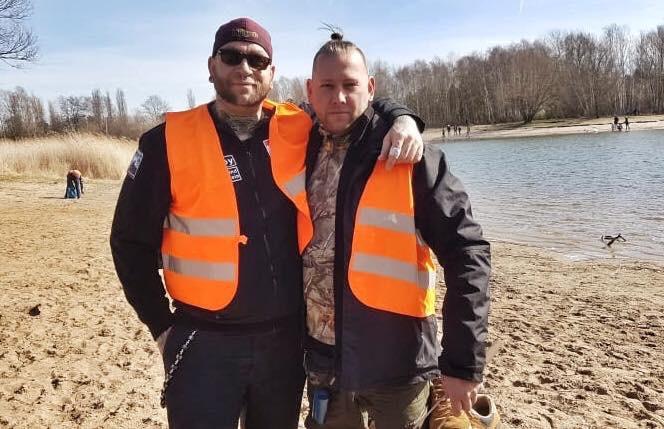 Mahlsdorf LIVE - Subotnik am See: Freiwillige säubern Ufer des Habermannsees