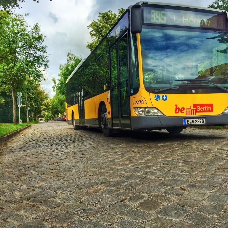 Mahlsdorf LIVE - Busverlegung von Lemke- in Landsberger Straße? BVG erteilt Gedankenspielen Absage