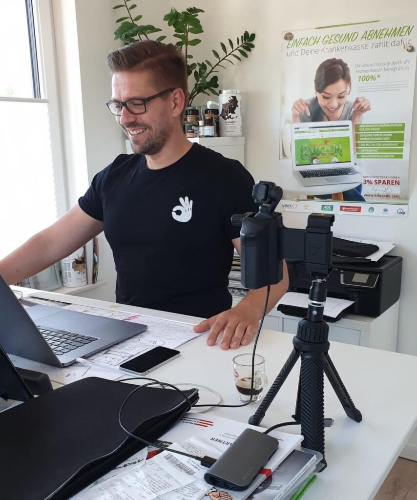 "Mahlsdorf LIVE - Mahlsdorfer startet Start-up zum Abnehmen: Mit Online-Programmen purzeln Kilos - mit ""Mahlsdorf LIVE"" gibts 3 Prozent Rabatt"