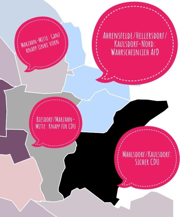Mahlsdorf LIVE - Berlin-Wahl in einem Jahr: Wird Mahlsdorf künftig von einem AfD-Bürgermeister regiert?