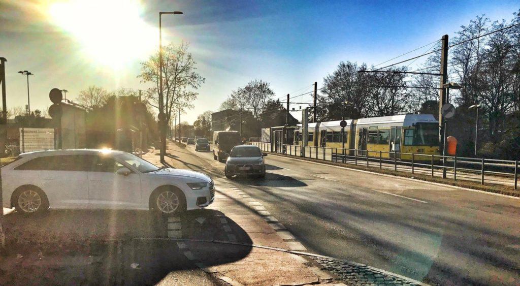 Mahlsdorf LIVE - Nach 13 Jahren Planung: Ampel an Mahlsdorfer Kreuzung kommt Ende des Jahres