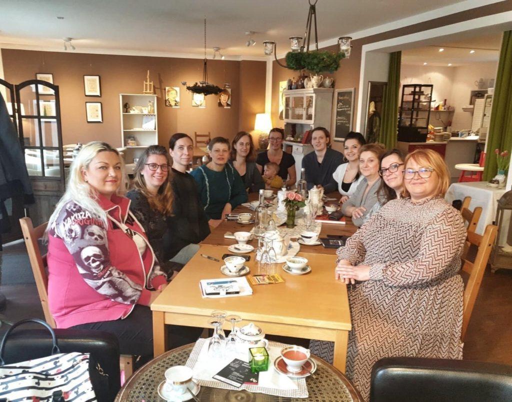 Mahlsdorf LIVE - Gemeinsam stark: Mahlsdorfer Firmen und Unternehmerinnen treffen sich zu Stammtischen