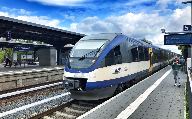 Mahlsdrof LIVE - Massive Verspätungen: Deshalb kommt die Regionalbahn in Mahlsdorf so oft zu spät