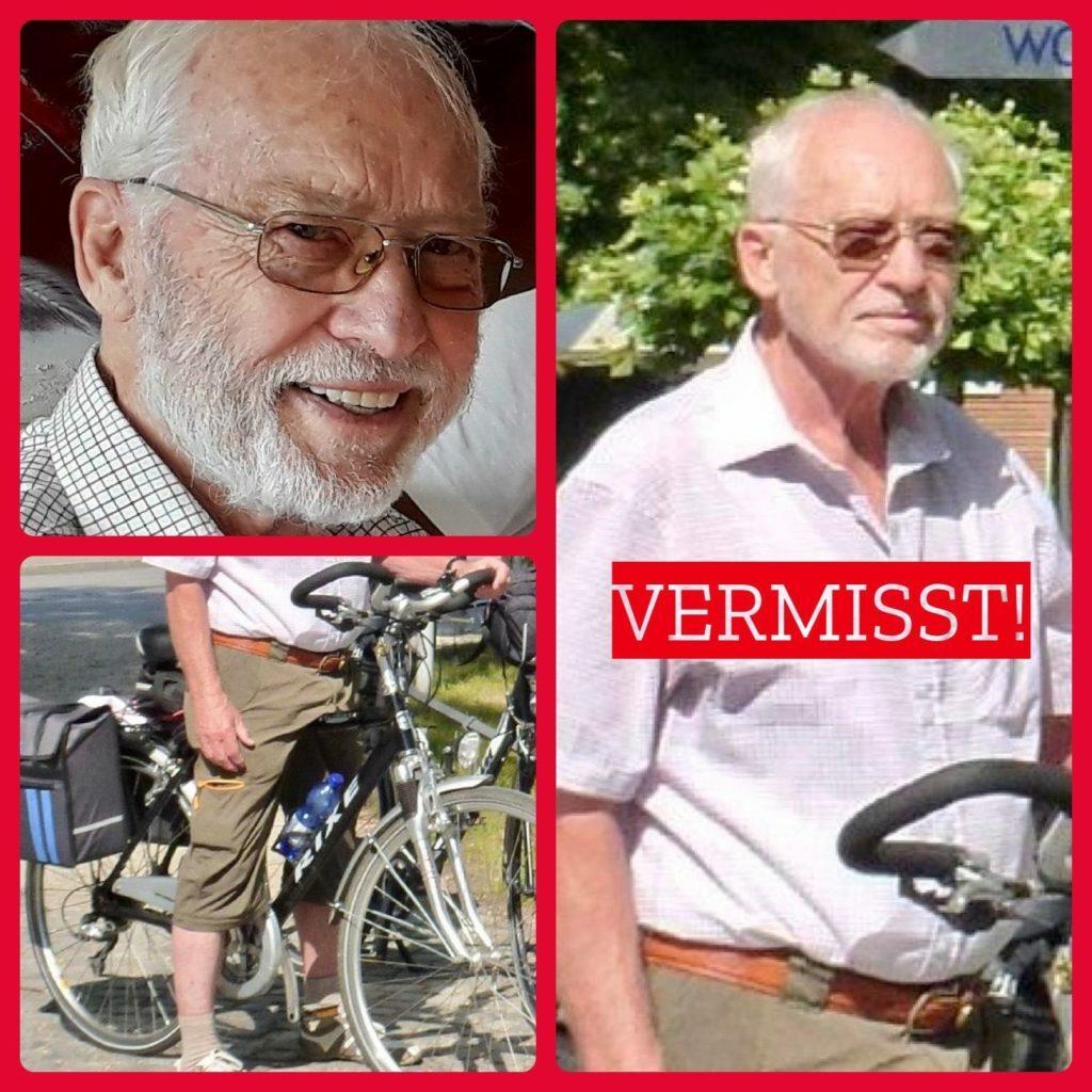 Mahlsdorf LIVE - Demenzkranker Rentner verschwindet auf dem Weg zur Freundin nach Mahlsdorf