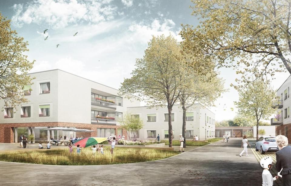 Mahlsdorf LIVE - Am 1. Oktober: Grundsteinlegung für neues Mahlsdorfer Millionenprojekt