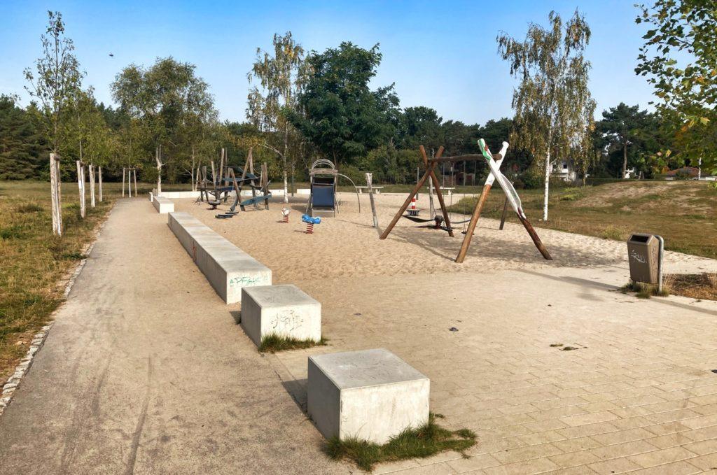 Mahlsdorf LIVE - Investition von 5.207.500 Euro: Lehnitzplatz in Mahlsdorf verändert sein Gesicht