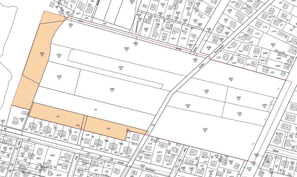 Mahlsdorf LIVE - Für Wohnungen in Wassernähe: Neubau-Areal für 200 Wohnungen wird in Richtung Elsensee vergrößert