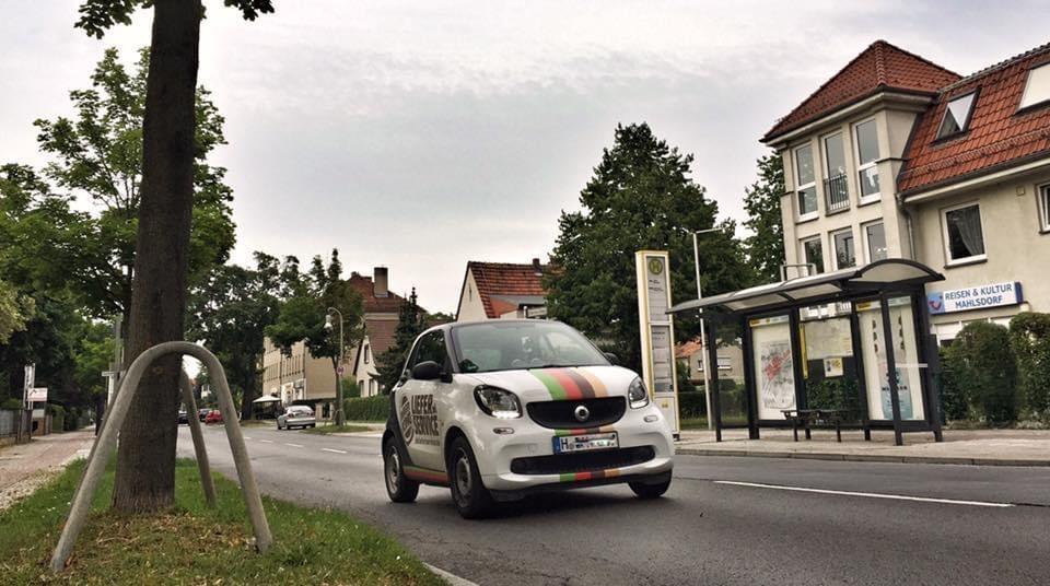 Mahlsdorf LIVE - Verkehrsberuhigungen werden abgelehnt: Interne Dokumente zeigen, dass Raser mit 123 km/h durch Mahlsdorf brettern