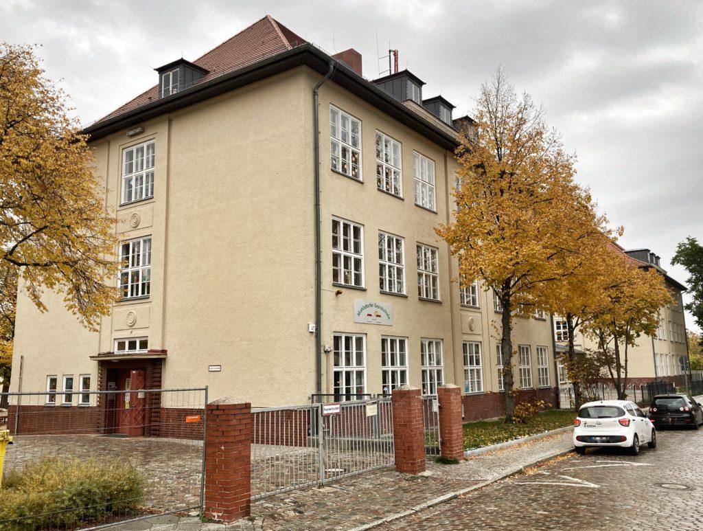 Mahlsdorf LIVE - Happy Birthday, altes Haus! Heute vor 85 Jahren wurde die Mahlsdorfer Grundschule eingeweiht