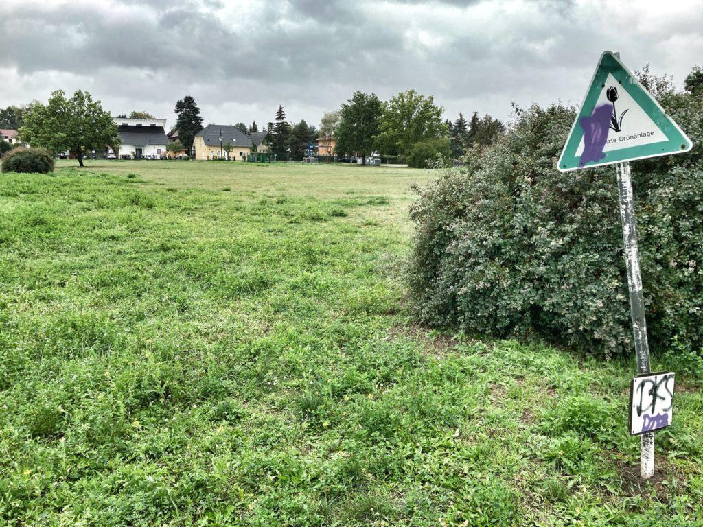 Mahlsdorf LIVE - Mit Online-Petition: Eltern kämpfen für Spielplatz auf dem Durlacher Platz