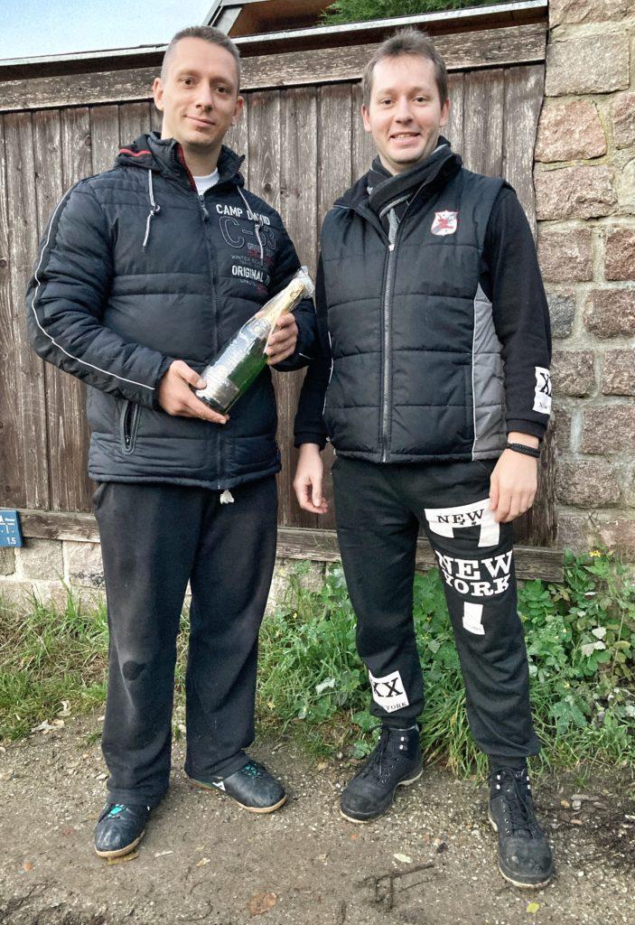 Mahlsdorf LIVE -Brüder gewinnen beim Foto-Wettbewerb zu Halloween