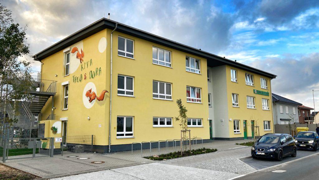 Mahlsdorf LIVE - Mehr als 230 Plätze fehlen bis 2025: Rollt wieder ein Kita-Problem auf Mahlsdorf zu?