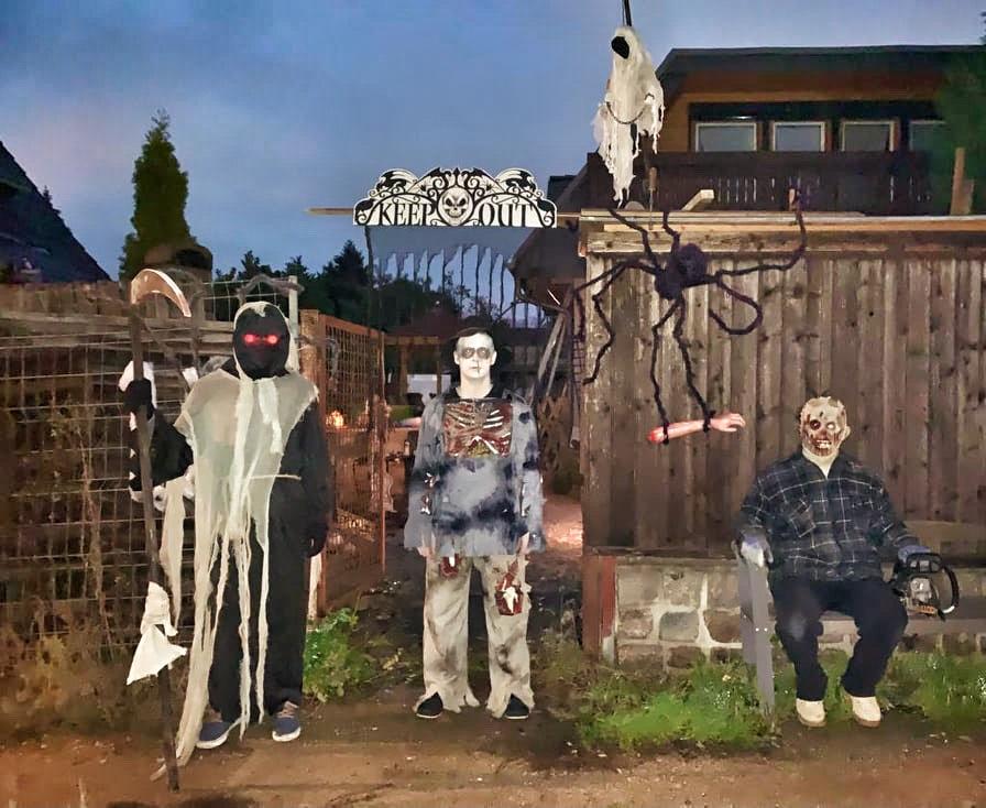 Mahlsdorf LIVE - Brüder gewinnen beim Foto-Wettbewerb zu Halloween