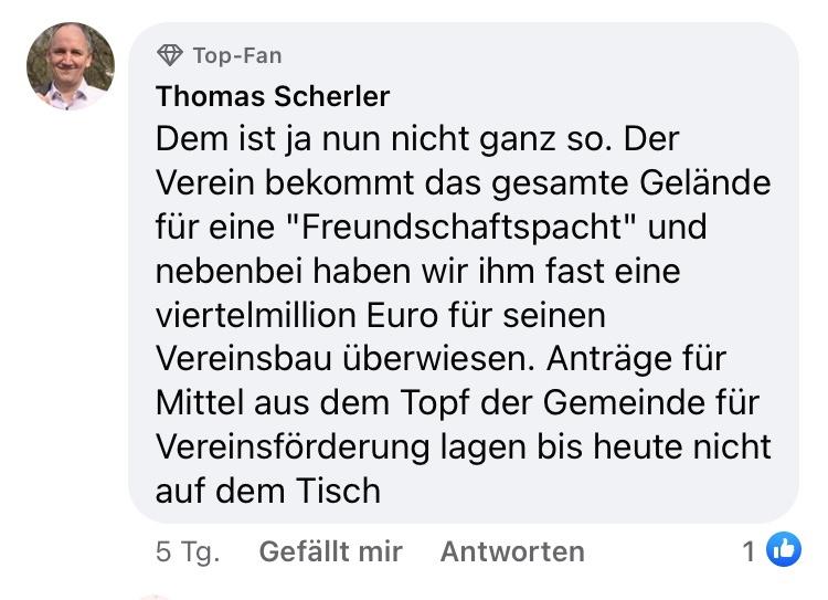 Mahlsdorf LIVE - Vorwürfe, Finanzierungs-Streit, Polemik: Großer Zoff um Mahlsdorfer Fußballverein