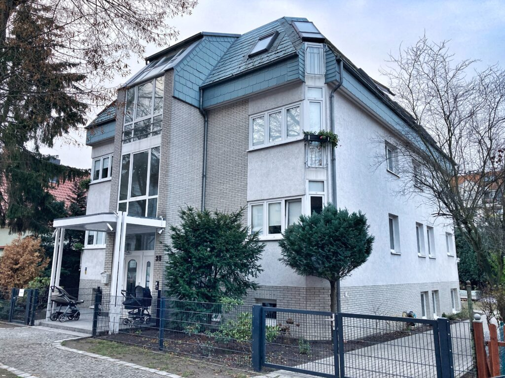 Mahlsdorf LIVE - In ehemaligem Hotel: In Kaulsdorf entsteht ein Mutter-Kind-Heim für 46 wohnungslose Mamas