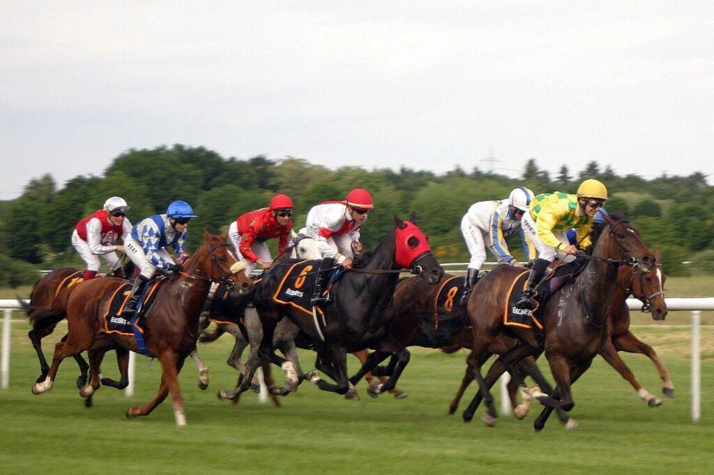 Mahlsdorf LIVE - Rennbahn Hoppegarten: Termine für Pferdesport 2021 stehen fest