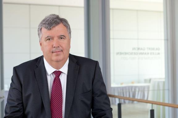 Mahlsdorf LIVE - Landrat Gernot Schmidt (SPD)
