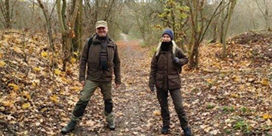 Mahsldorf LIVE - Die beiden Stadt-Ranger Caroline Thiem und Toni Becker