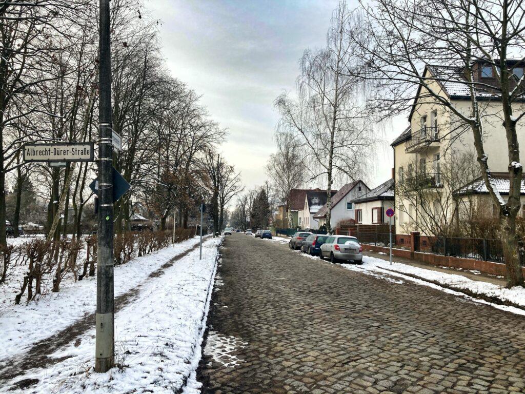 Mahlsdorf LIVE - Sanierung der Lemkestraße: Auch Anwohner werden zur Kasse gebeten