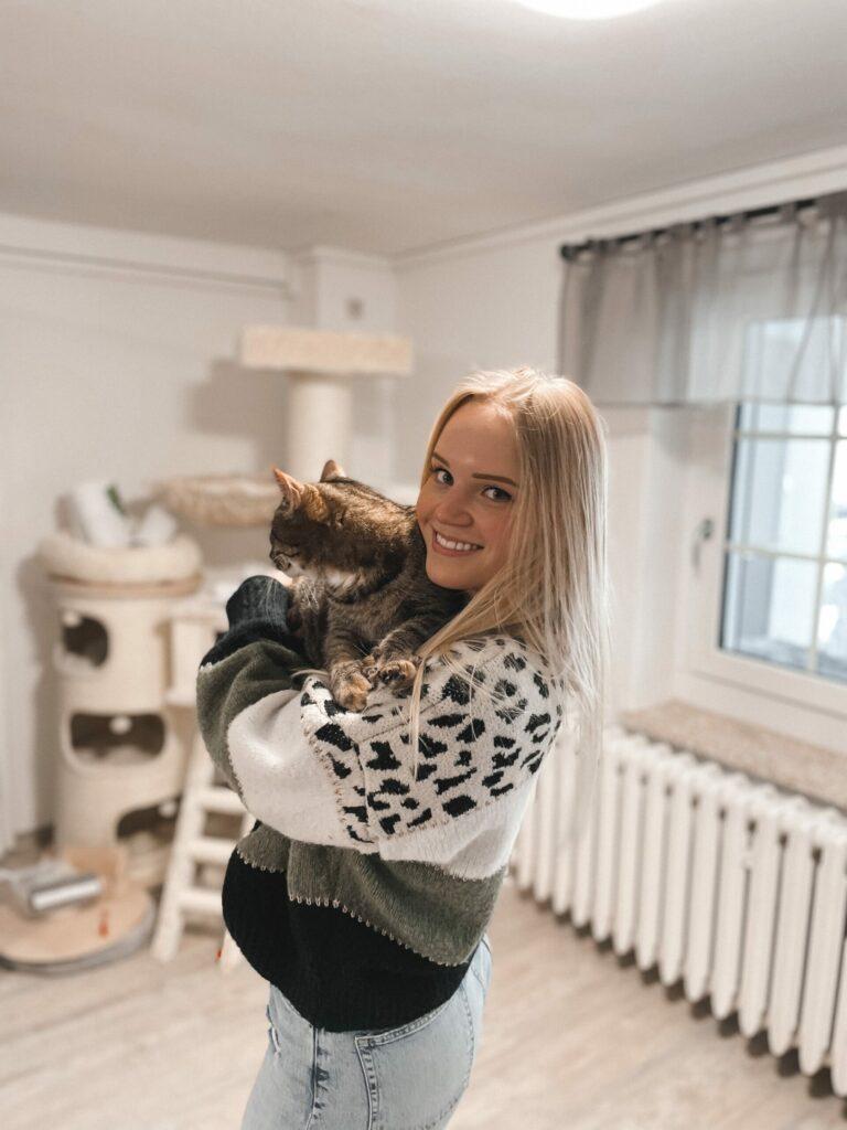 """Mahlsdorf LIVE - Hotel für Katzen: In Mahlsdorf hat das """"Miezhaus"""" eröffnet"""