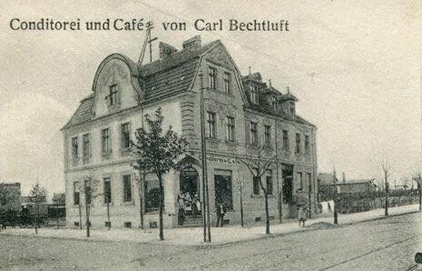 Fotos: Bilder aus der Lemkestraße und der Lindenstraße (heutige Linderhofstraße) / Bezirksmuseum Marzahn-Hellersdorf